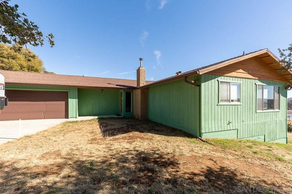 Residential for Sale at Navajo Road Julian, California 92036 United States