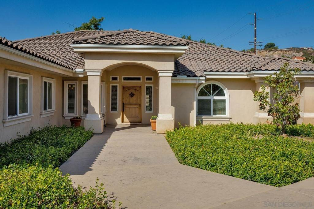 Residential for Sale at Fury Lane La Mesa, California 91941 United States
