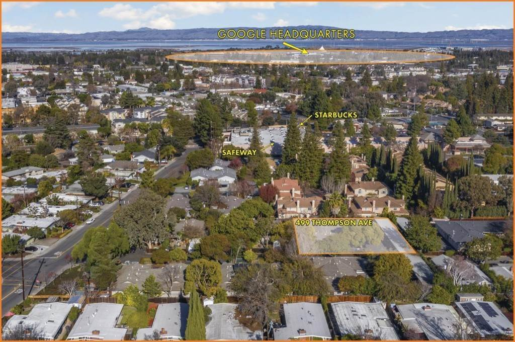 Residential Income for Sale at Thompson Avenue Mountain View, California 94043 United States