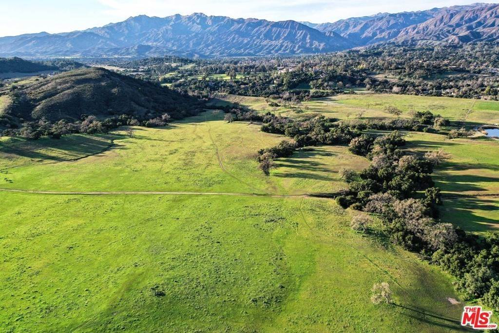 Land for Sale at Creek Road Ojai, California 93023 United States