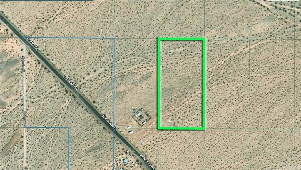 Land at Twentynine Palms Hwy 29 Palms, California 92277 United States