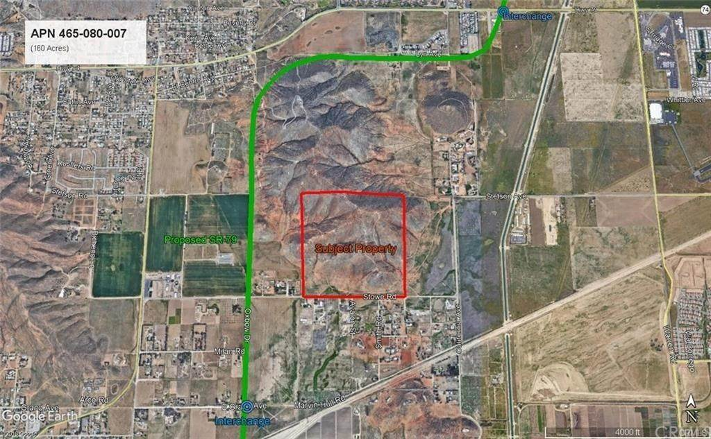 Land for Sale at Stowe Road Hemet, California 92545 United States