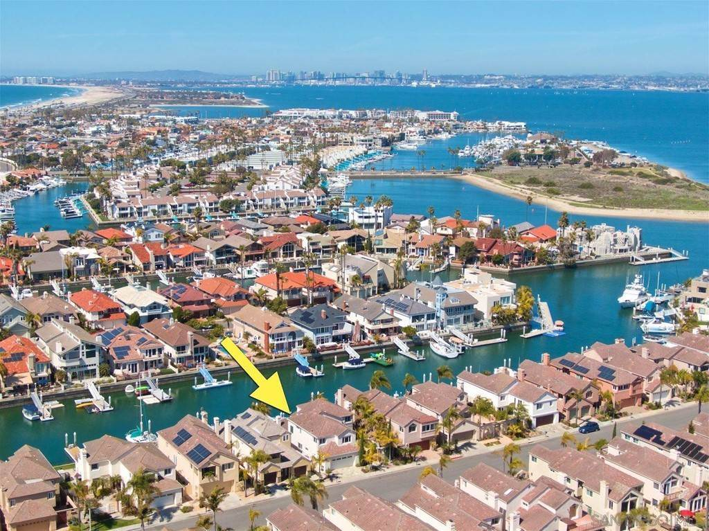 Residential for Sale at Spinnaker Way Coronado, California 92118 United States