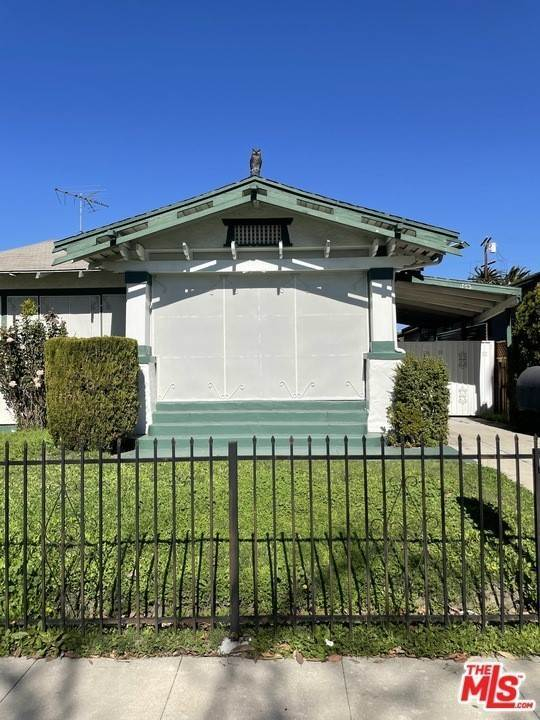 3. Residential for Sale at Leighton Avenue Los Angeles, California 90062 United States