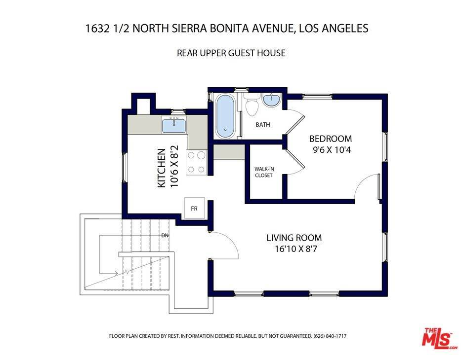 5. Residential for Sale at N Sierra Bonita Avenue N Sierra Bonita Avenue Los Angeles, California 90046 United States
