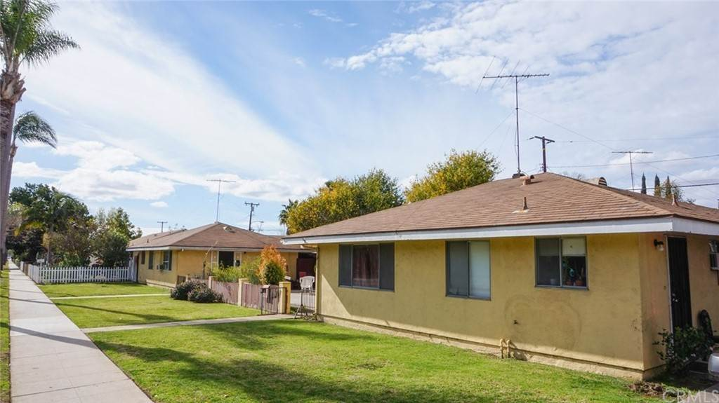 Residential Income for Sale at 2250 N Bristol Street Santa Ana, California 92706 United States