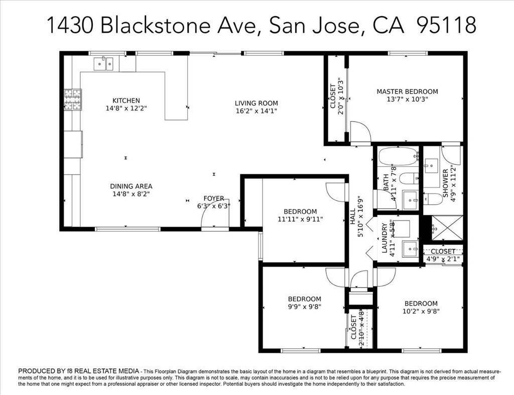 35. Residential for Sale at Blackstone Avenue San Jose, California 95118 United States
