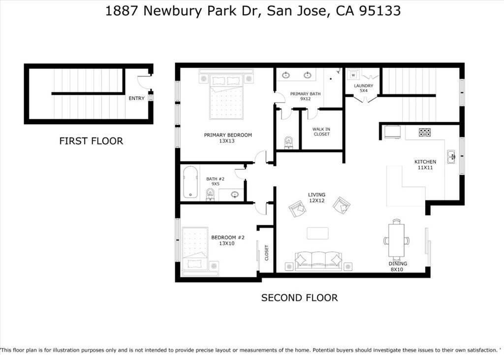 22. Residential for Sale at Newbury Park Drive San Jose, California 95133 United States