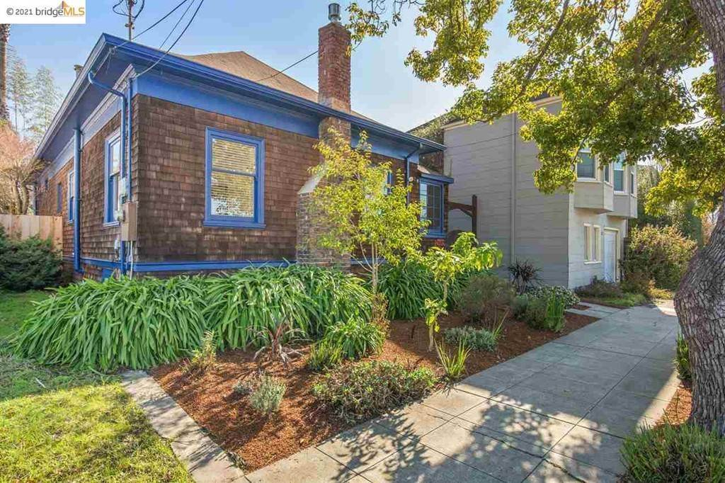 Residential for Sale at Valley Street Berkeley, California 94702 United States