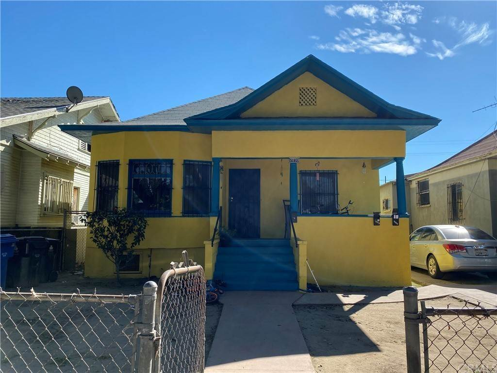 Residential Income for Sale at E 56th Street Los Angeles, California 90011 United States