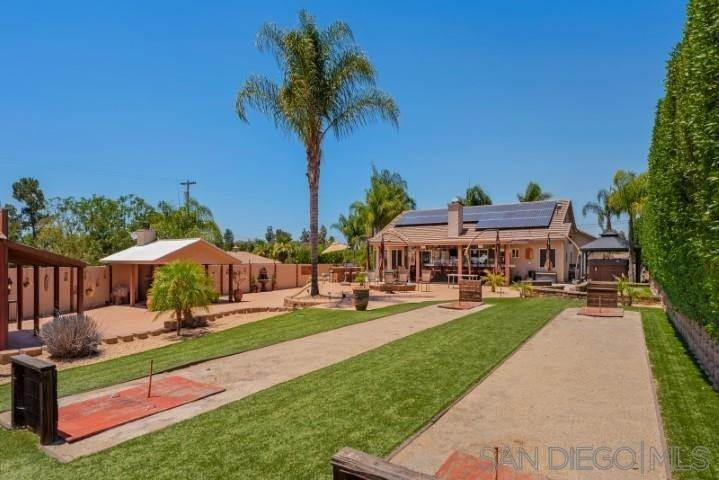 34. Residential for Sale at Telford Lane Ramona, California 92065 United States
