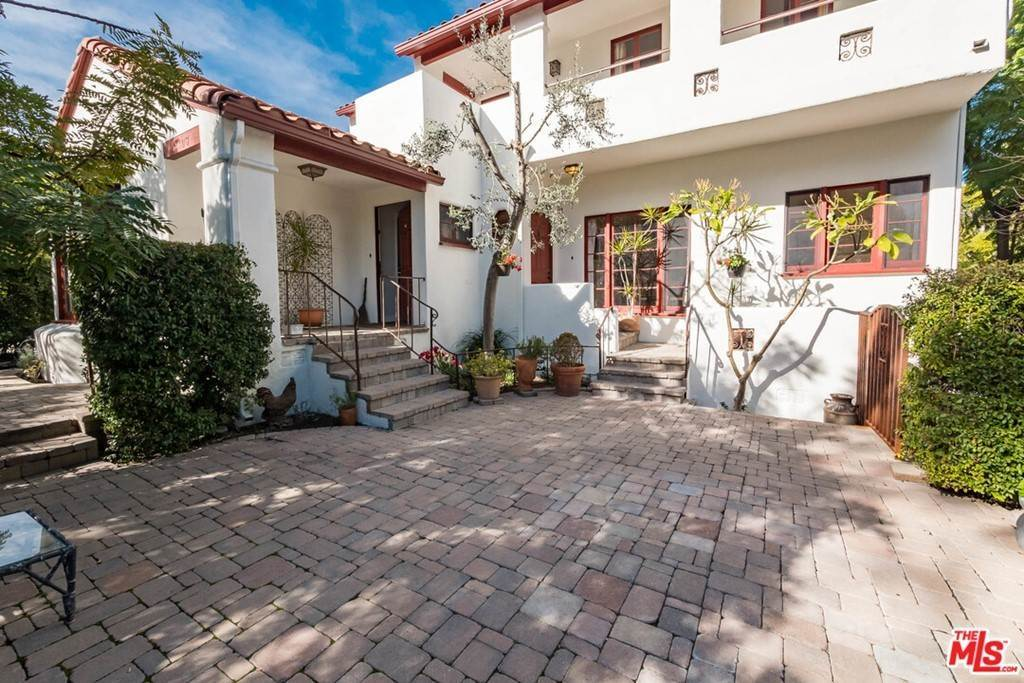 Residential Income for Sale at Holly Knoll Drive Los Angeles, California 90027 United States