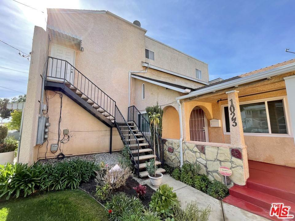 2. Residential Income for Sale at Larch Street Inglewood, California 90301 United States