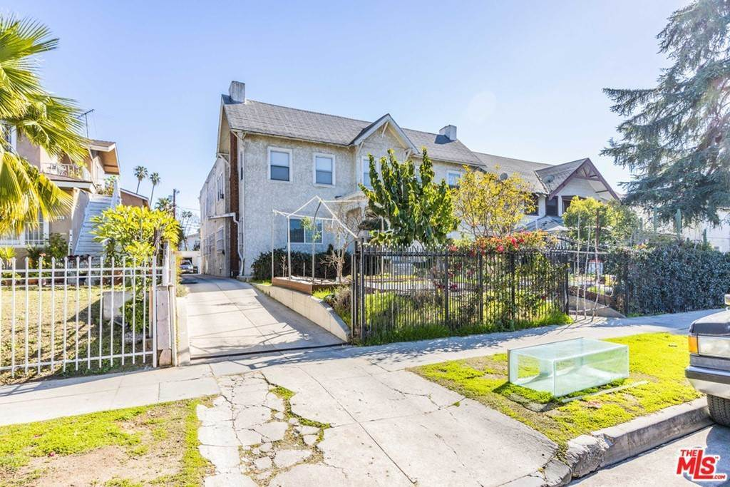Residential Income for Sale at S Norton Avenue Los Angeles, California 90019 United States