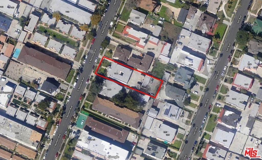30. Residential Income for Sale at S Norton Avenue Los Angeles, California 90019 United States