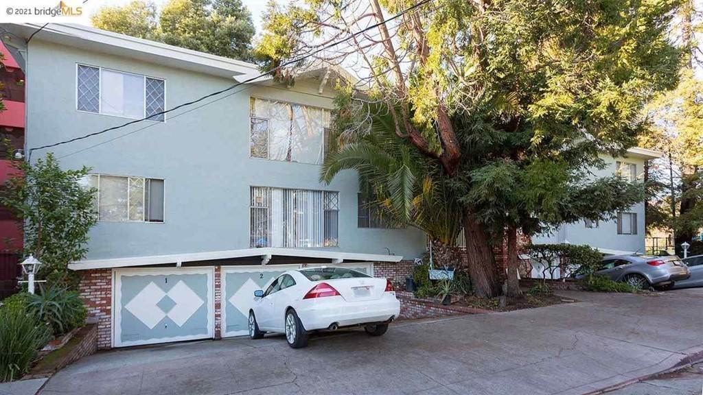3. Residential Income for Sale at Dimond Avenue Oakland, California 94602 United States