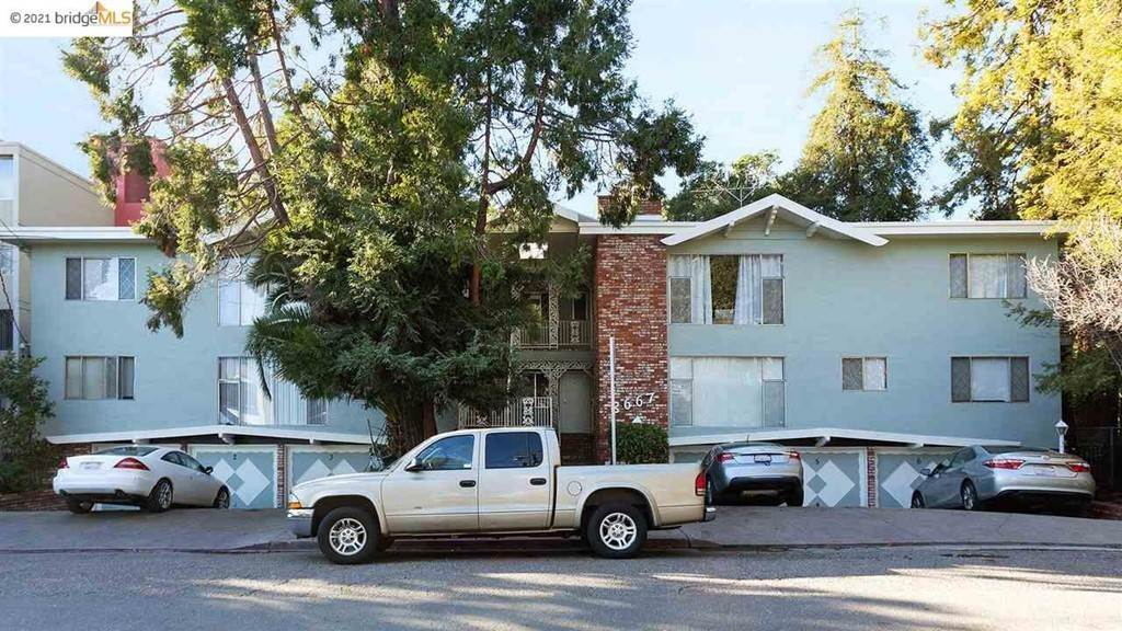 4. Residential Income for Sale at Dimond Avenue Oakland, California 94602 United States