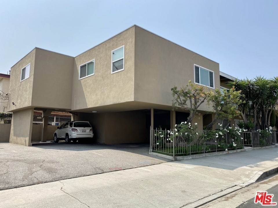 5. Residential Income for Sale at S Canfield Avenue Los Angeles, California 90034 United States