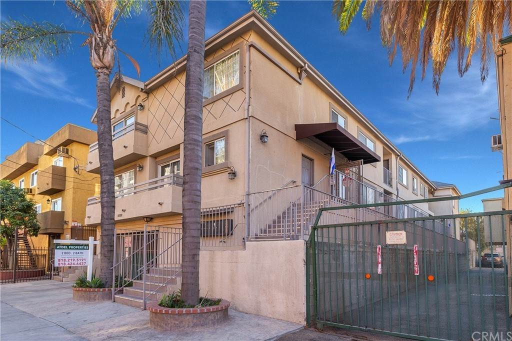 Residential Income for Sale at Fulcher Avenue North Hollywood, California 91601 United States