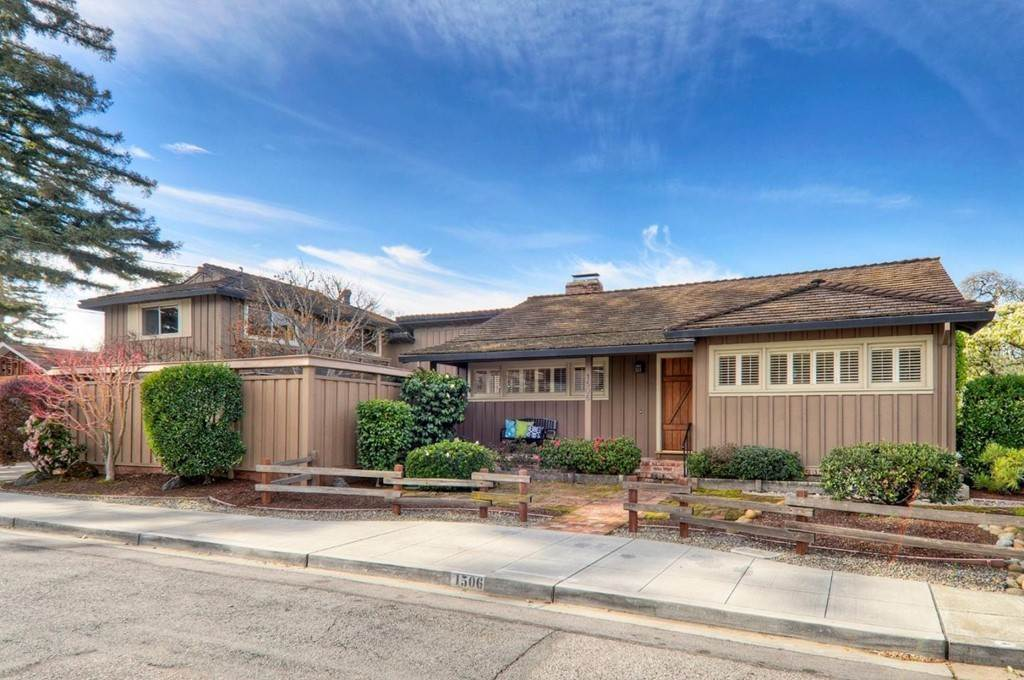Residential for Sale at Gover Lane San Carlos, California 94070 United States
