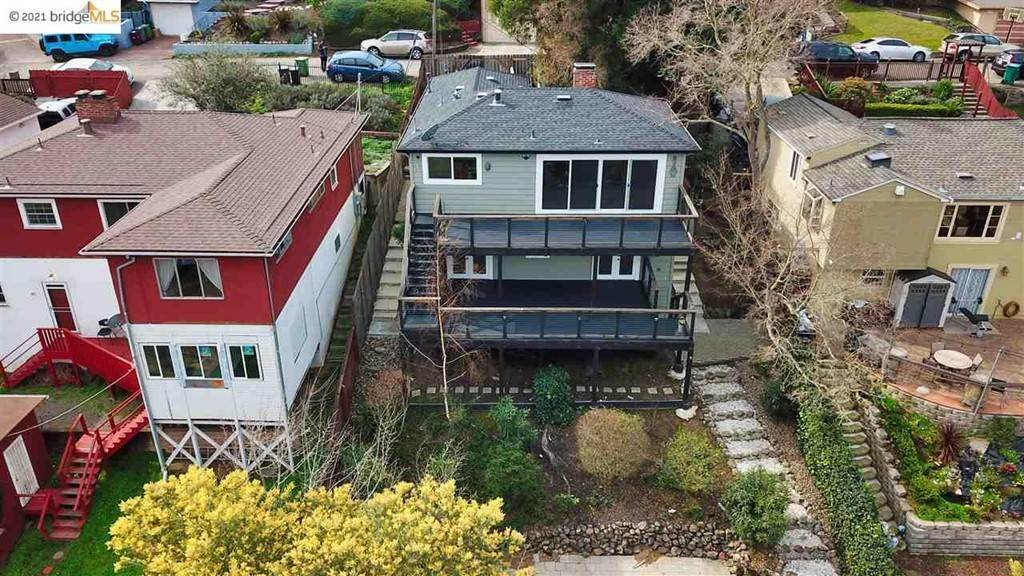 Residential for Sale at Sterling Drive Oakland, California 94605 United States