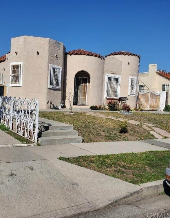 Residential Income for Sale at 81 Street W Los Angeles, California 90047 United States