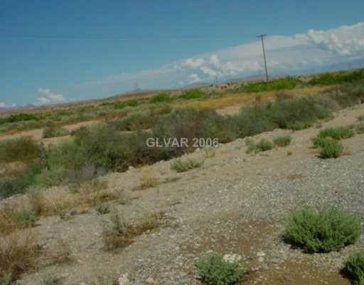 Land for Sale at hWY 168/WARM SPRINGS-2 Moapa, Nevada 89025 United States