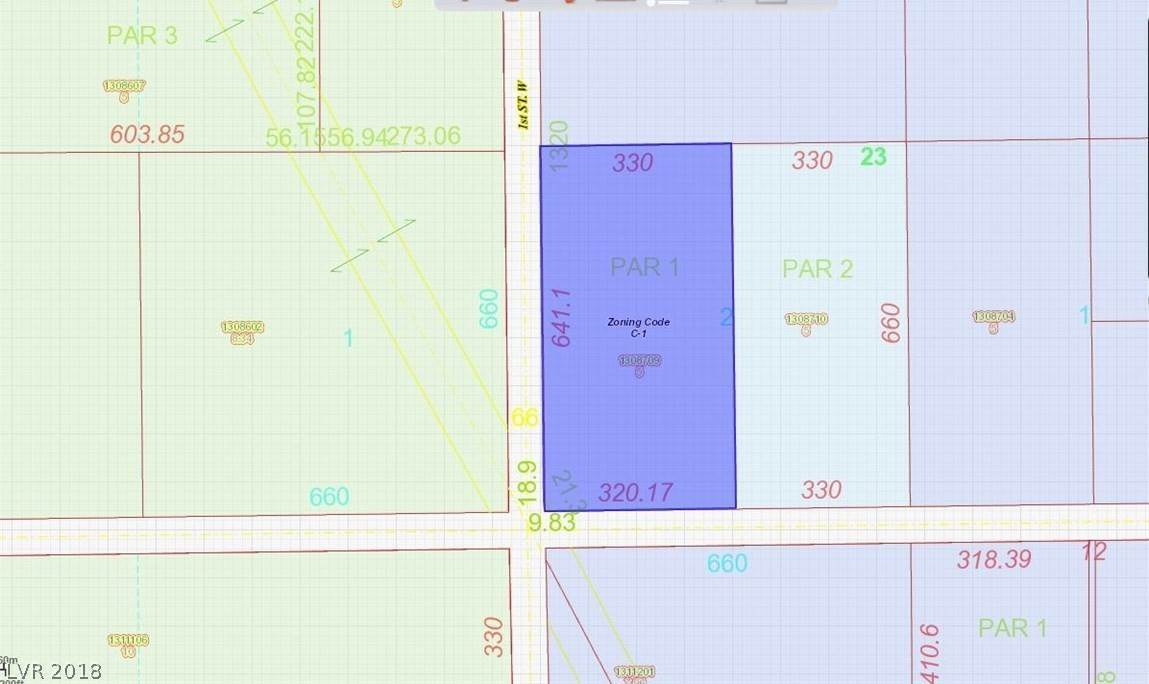 Land for Sale at State HWY 318 Lund, Nevada 89317 United States