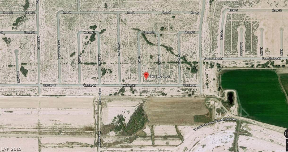 Land at 4301 S BEAR Pahrump, Nevada 89061 United States