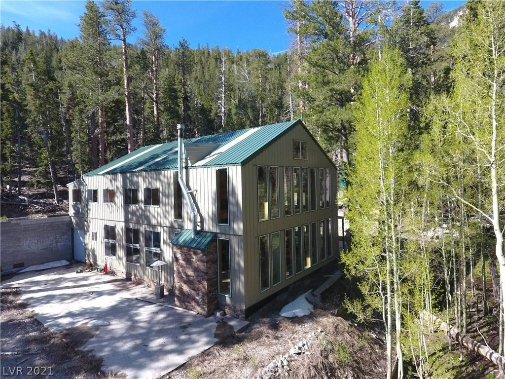 Residential for Sale at 1 Deer Creek Mount Charleston, Nevada 89124 United States