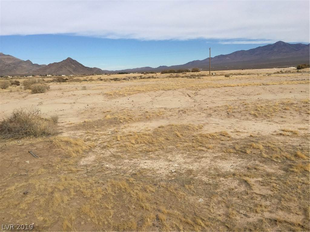 Land at 1090 W GLASSPORT Pahrump, Nevada 89060 United States
