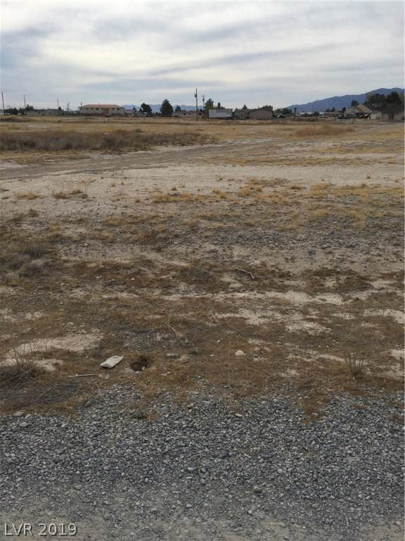 Land at 1291 E GRANT Pahrump, Nevada 89060 United States