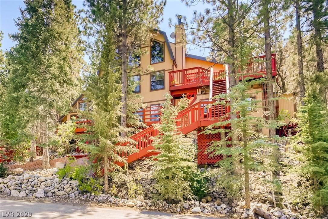 Residential for Sale at 323 SKI TRAIL Road Mount Charleston, Nevada 89124 United States