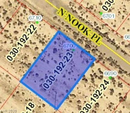 Land at 6700 Nook Place Pahrump, Nevada 89060 United States