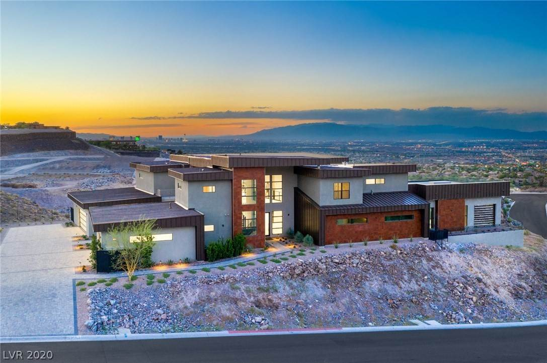 Residential for Sale at 629 DRAGON PEAK Drive Henderson, Nevada 89012 United States