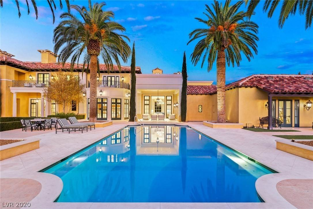 35. Residential for Sale at 1717 ENCLAVE Court Las Vegas, Nevada 89134 United States