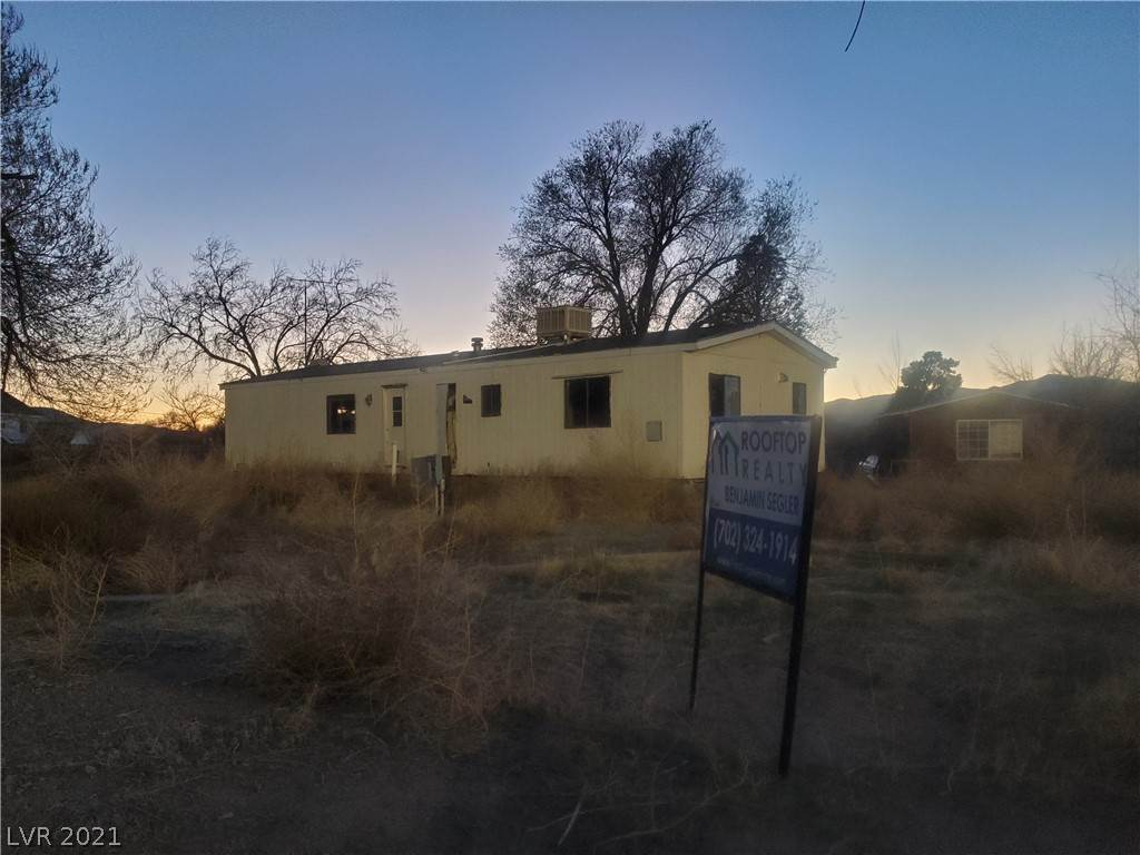 Residential for Sale at 1402 Wadsworth Panaca, Nevada 89042 United States