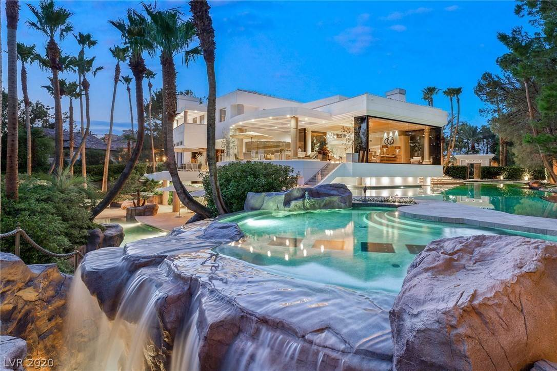Residential for Sale at 93 SPANISH GATE Drive Las Vegas, Nevada 89113 United States