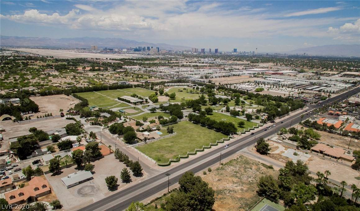 Residential for Sale at 6629 Pecos Road Las Vegas, Nevada 89120 United States