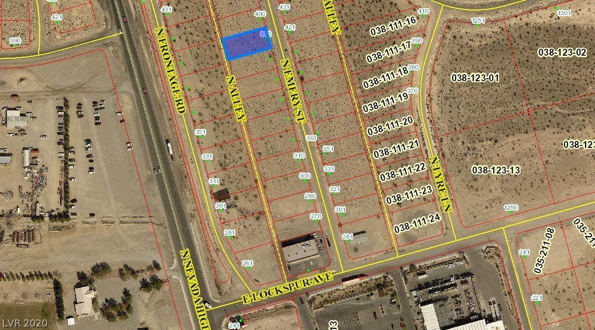 Land at 390 Emery Street Pahrump, Nevada 89048 United States