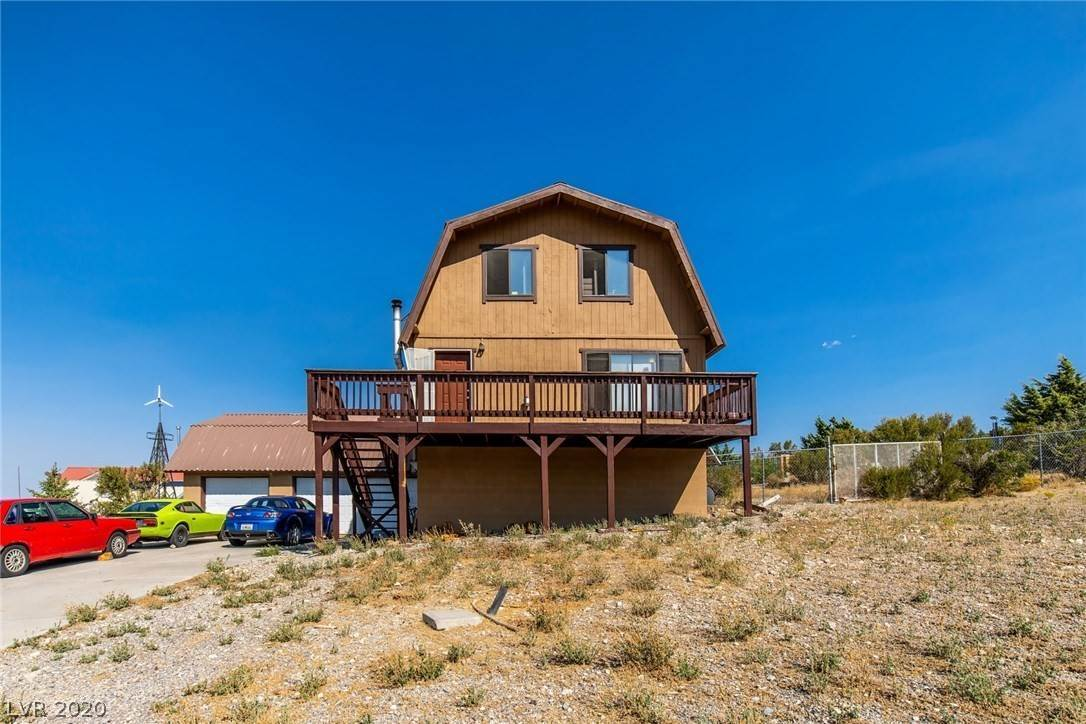 Residential for Sale at 45 Camp Bonanza Road Cold Creek, Nevada 89124 United States