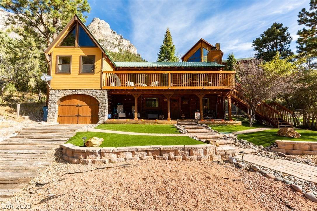 Residential for Sale at 288 Crestview Drive Mount Charleston, Nevada 89124 United States