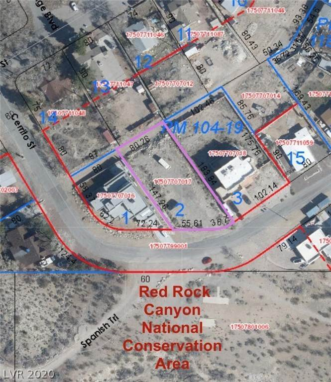 Land for Sale at Cerrito Street Blue Diamond, Nevada 89004 United States