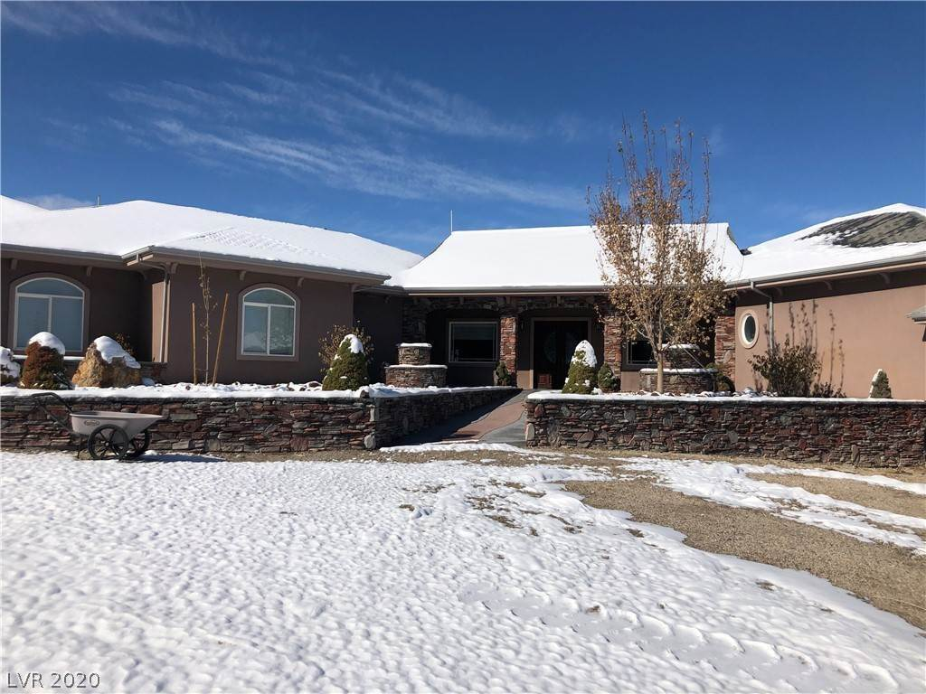 Residential for Sale at 5029 Ellison Road Lund, Nevada 89317 United States
