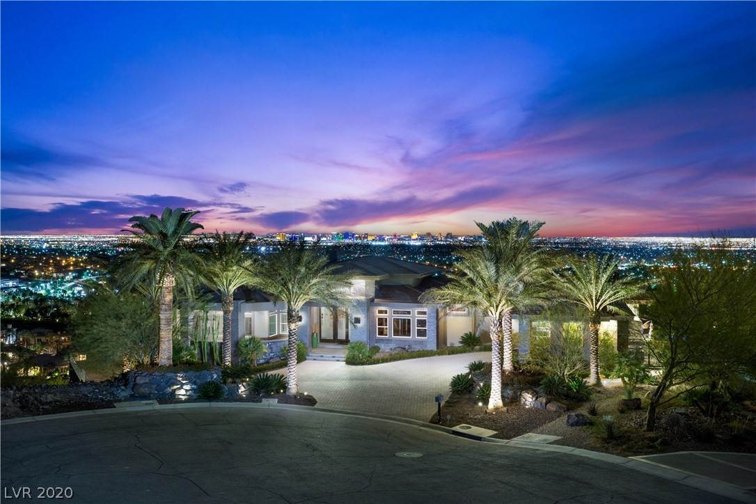 Residential for Sale at 1508 View Field Court Henderson, Nevada 89012 United States