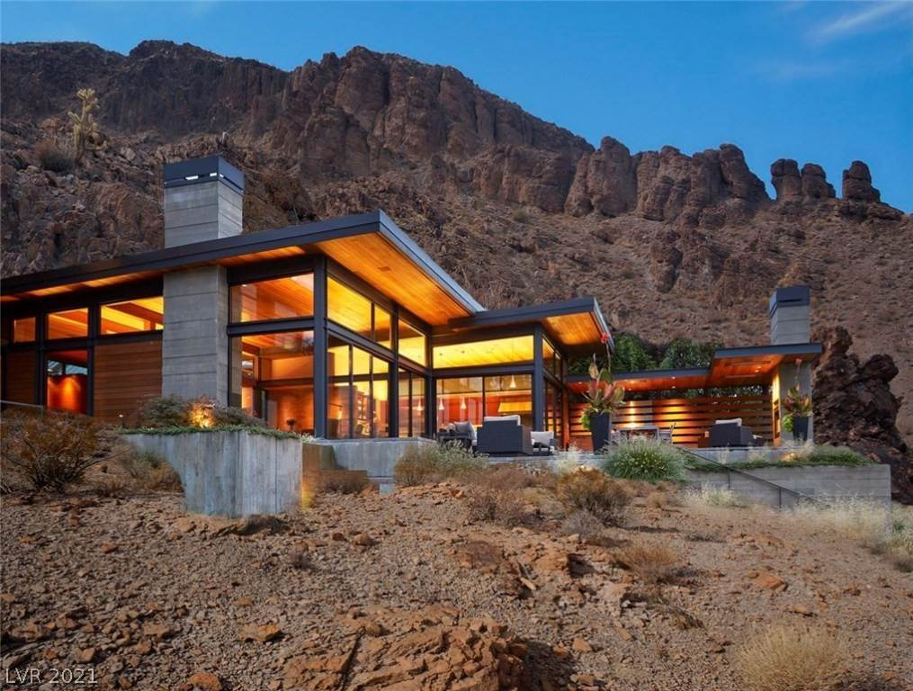 Residential for Sale at 2 Canyon Enclave Drive Henderson, Nevada 89012 United States