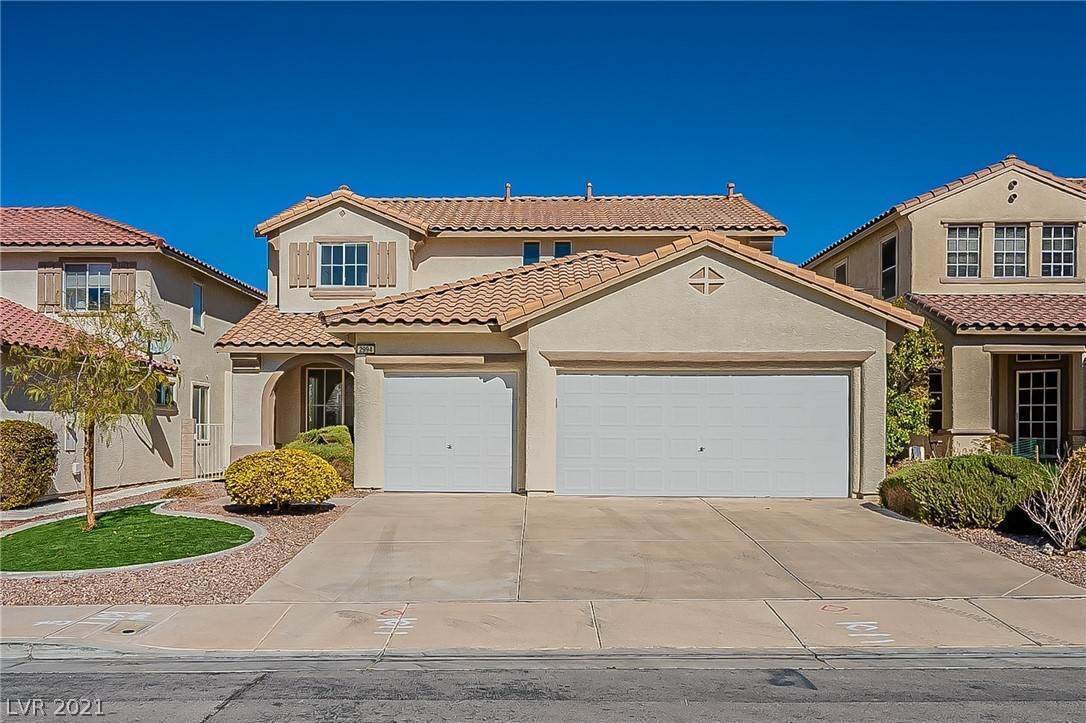 Residential for Sale at 2994 Paseo Hills Way Henderson, Nevada 89052 United States