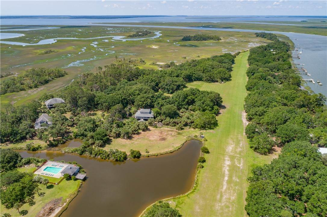 Residential for Sale at 59 Barbour Island Townsend, Georgia 31331 United States
