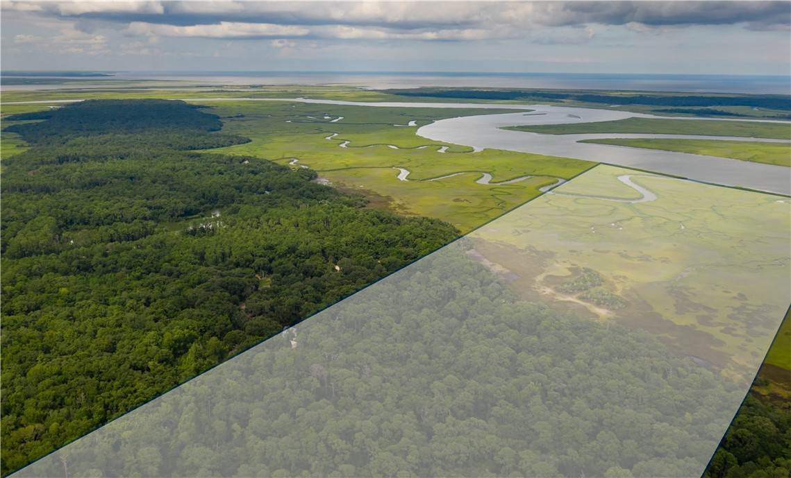 Land for Sale at 3100 Lawrence Road St. Simons Island, Georgia 31522 United States