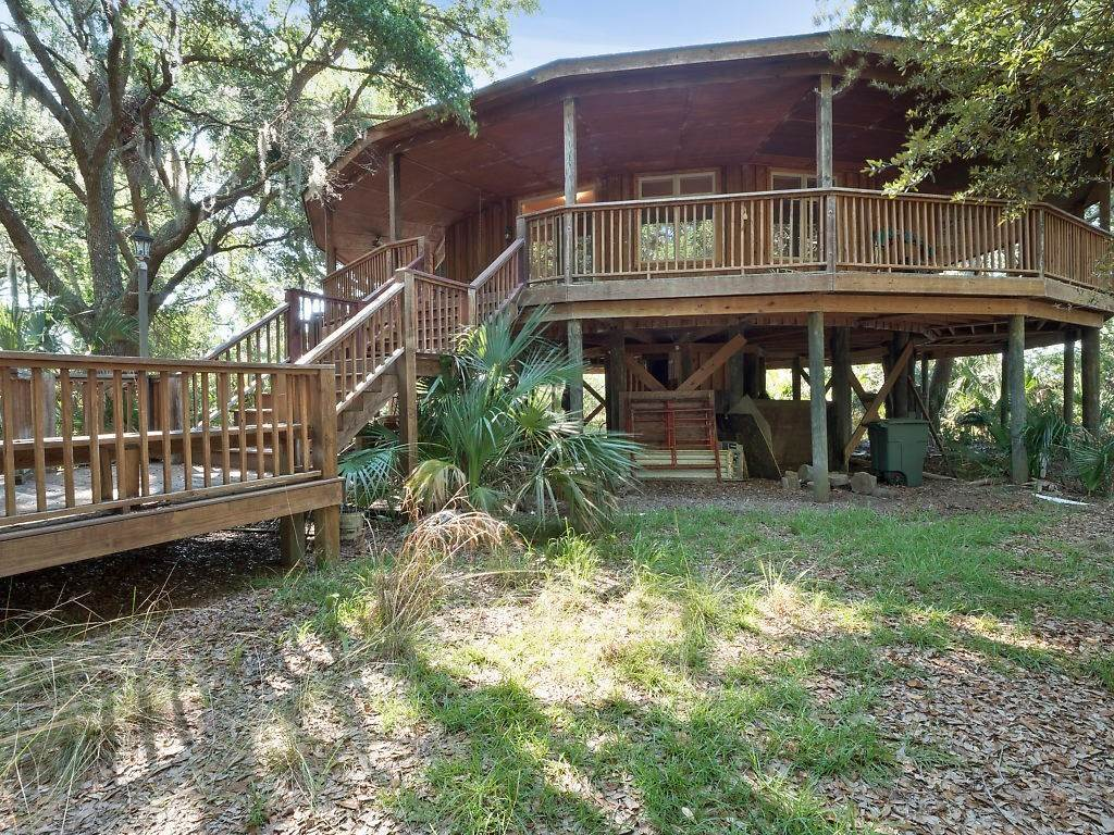 Residential for Sale at 5997 Barbour Island Townsend, Georgia 31331 United States